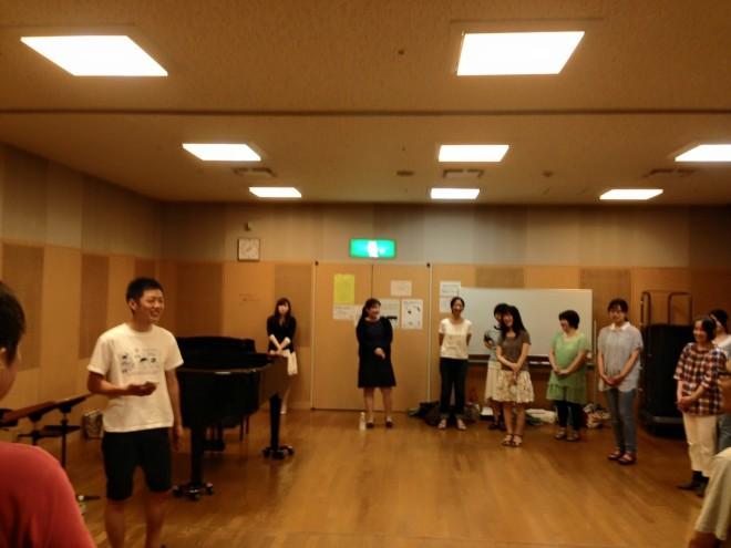 07月16日 福井でワークショップ