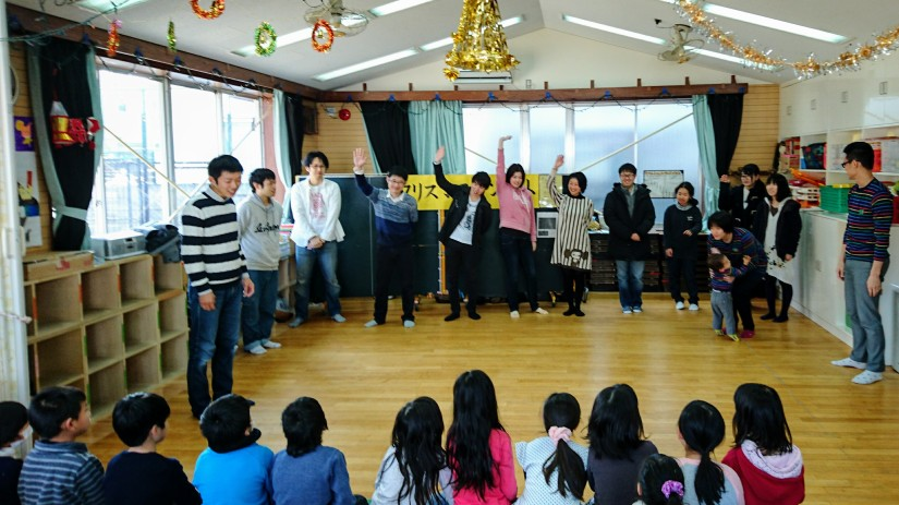 小学生(児童館)向けの合唱ワークショップのメニューについて